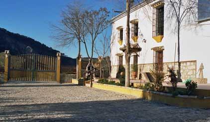 Fachada Casa 'La Barca'