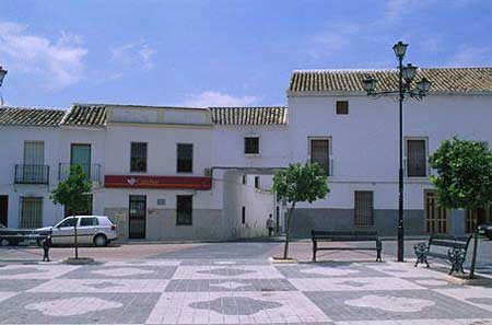 Plaza de Palenciana