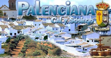 Panorámica de Palenciana