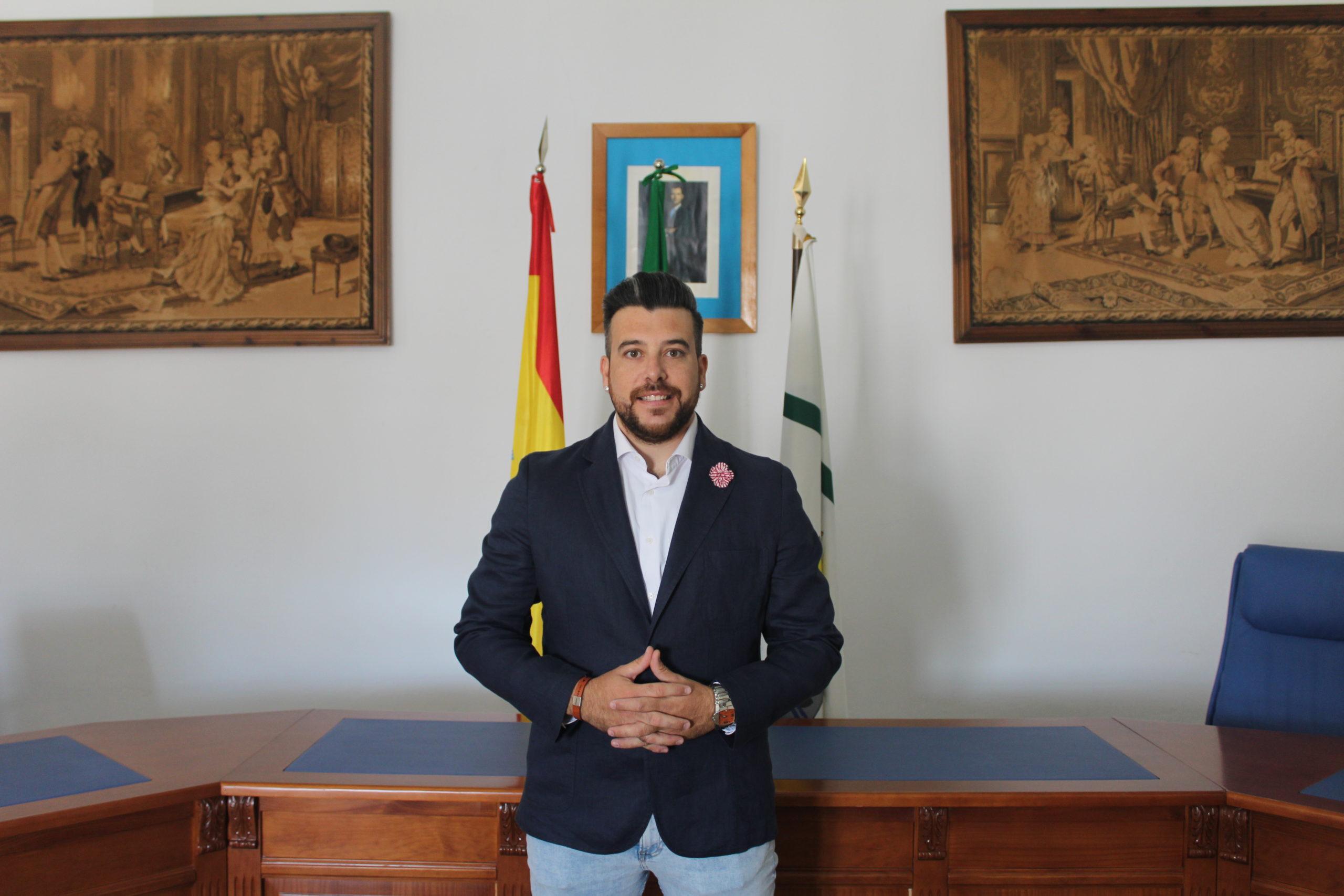 D. Gonzalo Ariza Linares · PSOE-A