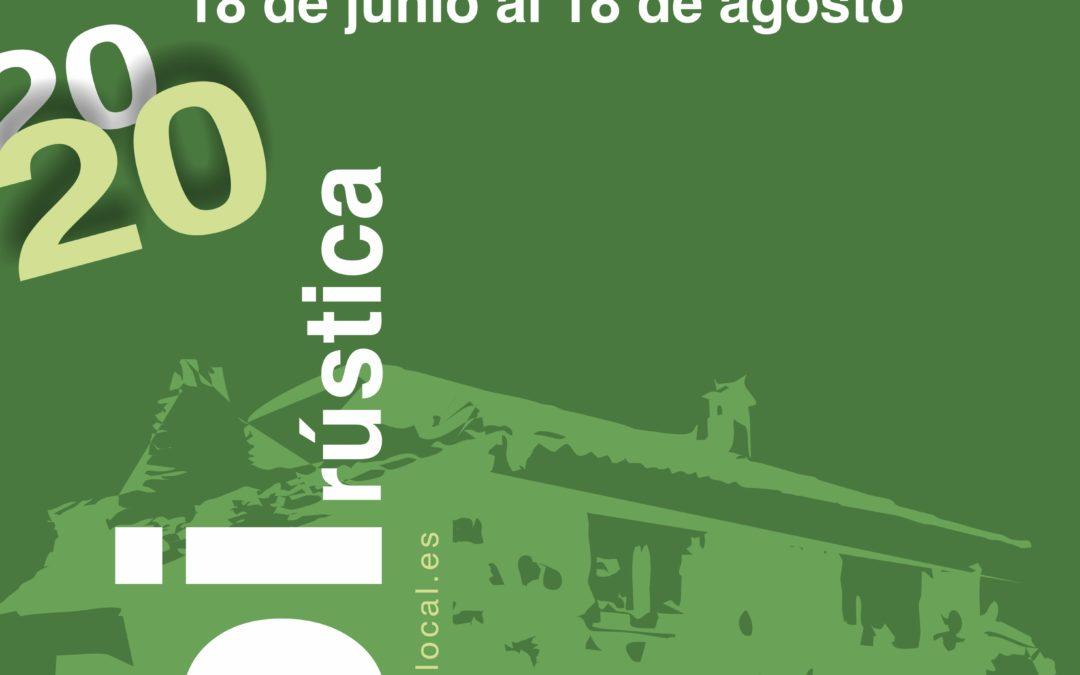 Cartel anunciador Padrón Cobratorio IBI Rústica 2020