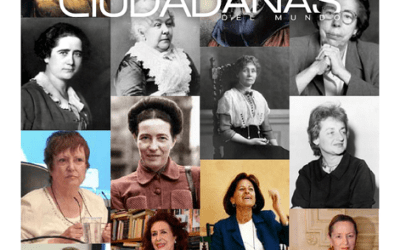 Revista independiente de pensamiento feminista «Ciudadanas del Mundo» nº 11