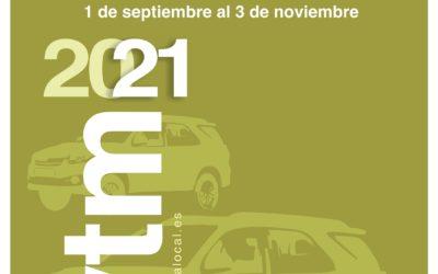 Cartel anunciador de la puesta al cobro en periodo voluntario de las cuotas de IVTM 2021